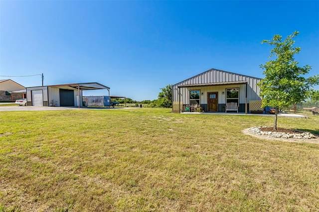 301 Wood Hollow Drive, Weatherford, TX 76087 (MLS #14346817) :: Team Tiller