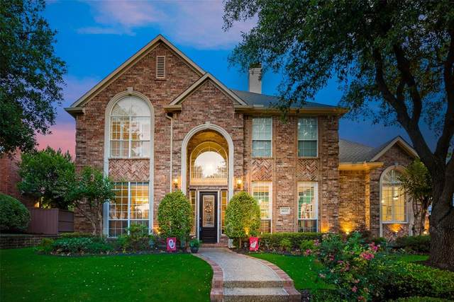 6651 Pheasant Run, Frisco, TX 75034 (MLS #14346821) :: Ann Carr Real Estate