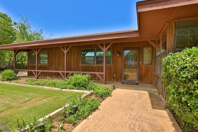 402 Sayles Avenue, Tuscola, TX 79562 (MLS #14346832) :: The Good Home Team