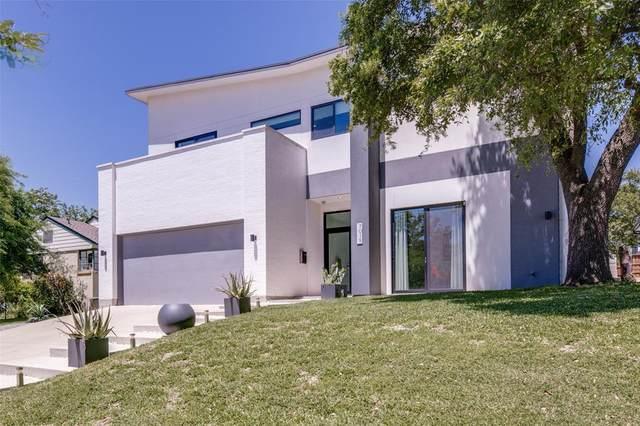 7019 La Vista Drive, Dallas, TX 75214 (MLS #14346916) :: The Kimberly Davis Group