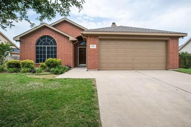 222 King George Road, Ponder, TX 76259 (MLS #14346931) :: The Kimberly Davis Group