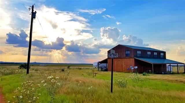 1400 County Road 192, OBrien, TX 79539 (MLS #14346950) :: Potts Realty Group