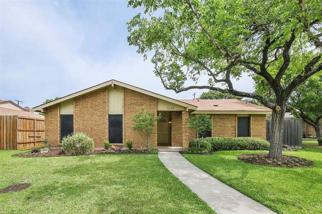 2146 Courtland Circle, Carrollton, TX 75007 (MLS #14346991) :: HergGroup Dallas-Fort Worth
