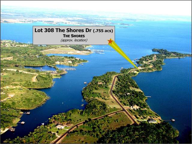 L 308 The Shores Drive, Corsicana, TX 75109 (MLS #14346992) :: NewHomePrograms.com LLC