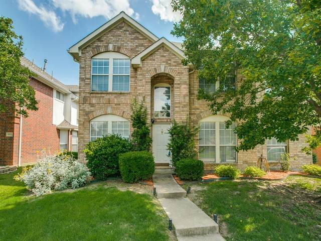 4913 Silverweed Drive, Mckinney, TX 75070 (MLS #14346995) :: The Tierny Jordan Network