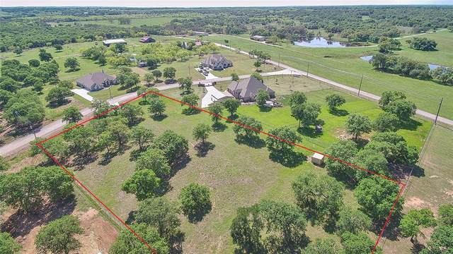 101 El Dorado Trail, Millsap, TX 76066 (MLS #14346997) :: Frankie Arthur Real Estate