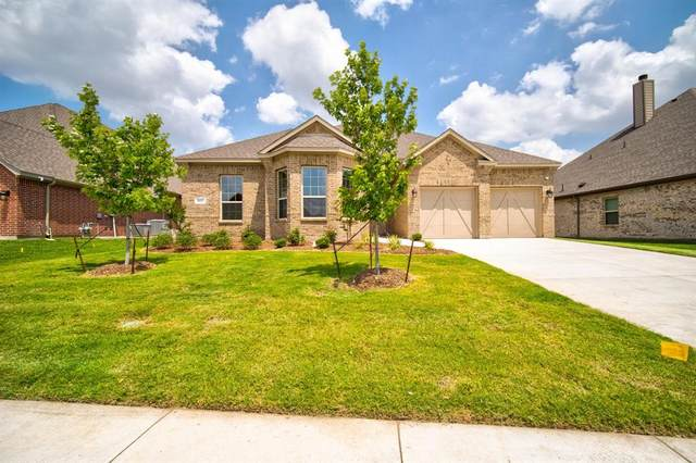 4013 Brookdale Road, Benbrook, TX 76116 (MLS #14347000) :: Tenesha Lusk Realty Group