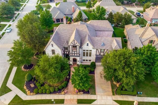 2461 Spring Crest Drive, Prosper, TX 75078 (MLS #14347001) :: Real Estate By Design