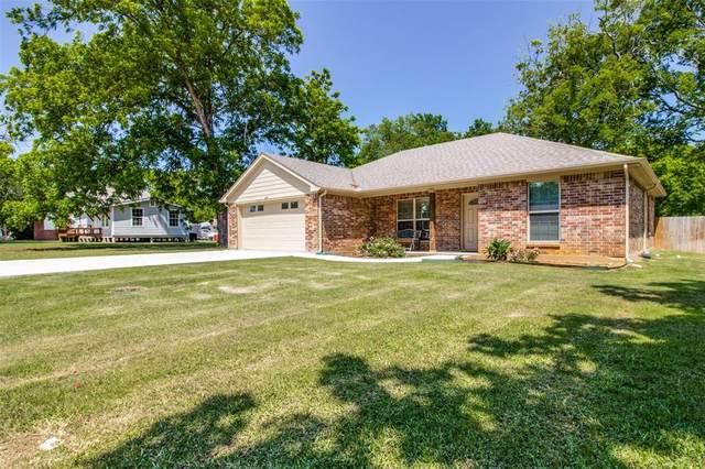 407 Dewitt Street, Collinsville, TX 76233 (MLS #14347050) :: All Cities USA Realty