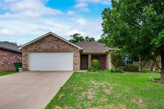 2115 Turtle Cove Drive, Mansfield, TX 76063 (MLS #14347056) :: All Cities USA Realty