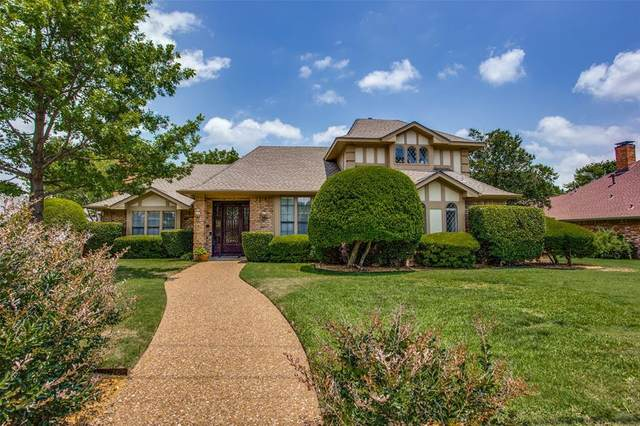 3924 Mission Ridge Road, Plano, TX 75023 (MLS #14347074) :: Frankie Arthur Real Estate