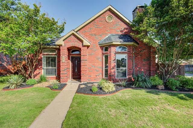 521 Ashford Drive, Coppell, TX 75019 (MLS #14347077) :: Team Tiller