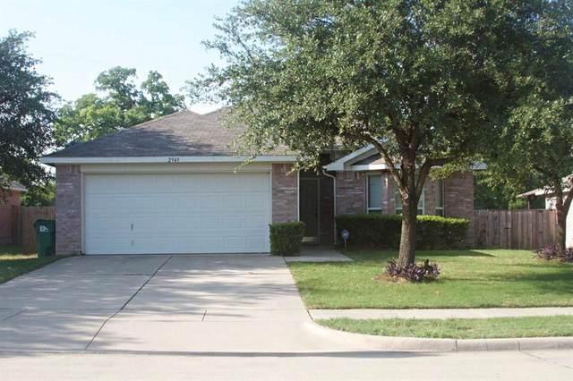 2949 Stockton Street, Denton, TX 76209 (MLS #14347079) :: The Mauelshagen Group
