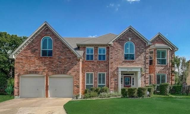 2524 Waltham Drive, Grapevine, TX 76051 (MLS #14347096) :: The Chad Smith Team