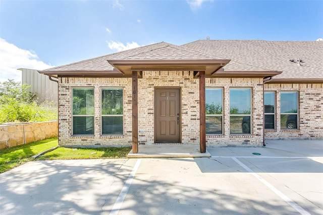 1091 Grindstone Road, Brock, TX 76087 (MLS #14347099) :: Team Tiller