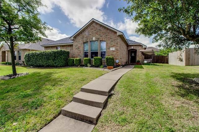 122 Harvest Hill Lane, Red Oak, TX 75154 (MLS #14347103) :: The Rhodes Team