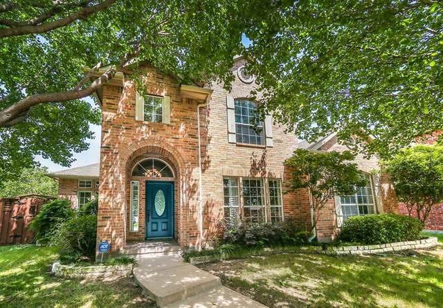 3939 Willow Bend Drive, The Colony, TX 75056 (MLS #14347114) :: Team Hodnett
