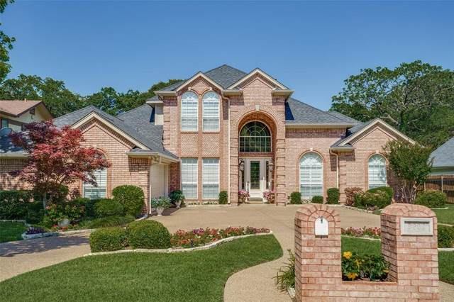3208 Tranquility Drive, Arlington, TX 76016 (MLS #14347153) :: Trinity Premier Properties