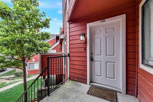 9825 Walnut Street #208, Dallas, TX 75243 (MLS #14347168) :: The Good Home Team