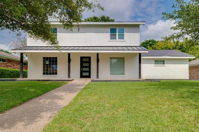 12324 Coolmeadow Lane, Dallas, TX 75218 (MLS #14347171) :: Robbins Real Estate Group