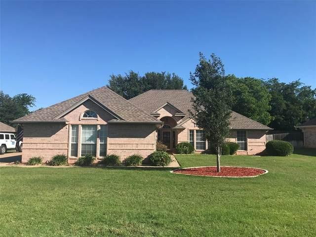600 Monterrey Court, Granbury, TX 76049 (MLS #14347192) :: Real Estate By Design