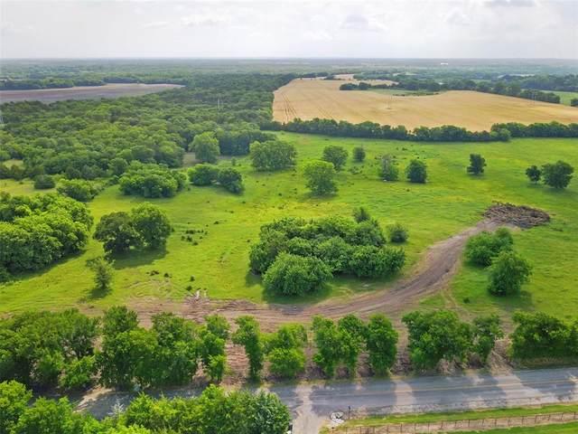 Lot 9 County Road 830, Van Alstyne, TX 75495 (MLS #14347209) :: Century 21 Judge Fite Company