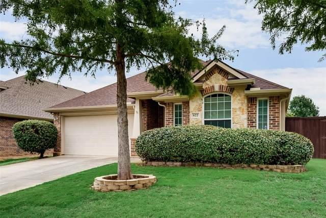 622 Grayson Lane, Lake Dallas, TX 75065 (MLS #14347216) :: Real Estate By Design