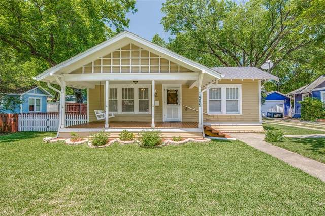 1406 W Louisiana Street, Mckinney, TX 75069 (MLS #14347225) :: All Cities USA Realty