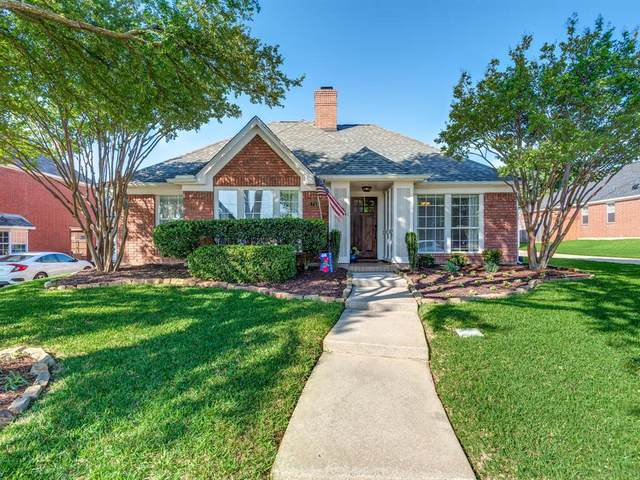 715 Eringlen Lane, Highland Village, TX 75077 (MLS #14347229) :: Team Tiller