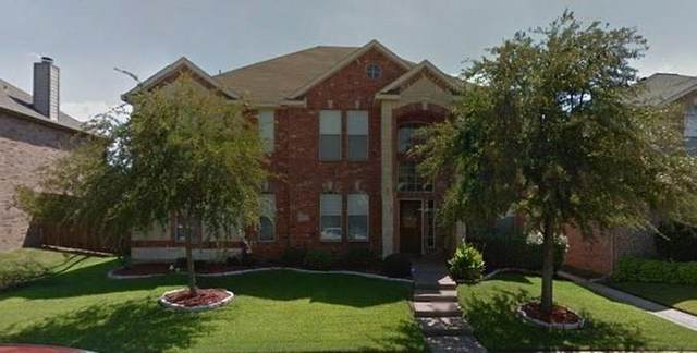 5917 Chatham Lane, The Colony, TX 75056 (MLS #14347230) :: The Kimberly Davis Group
