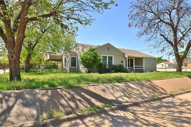 3201 Bickley Street, Abilene, TX 79605 (MLS #14347265) :: The Mitchell Group