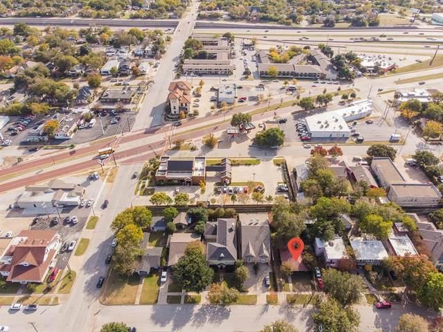 5217 El Campo Avenue, Fort Worth, TX 76107 (MLS #14347271) :: Real Estate By Design