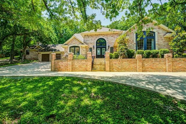 3031 Parr Lane, Grapevine, TX 76051 (MLS #14347315) :: Frankie Arthur Real Estate