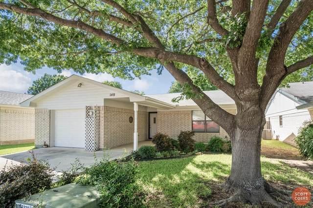 140 Azalea Drive, Brownwood, TX 76801 (MLS #14347323) :: The Heyl Group at Keller Williams