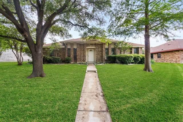 706 Reno Street, Lewisville, TX 75077 (MLS #14347326) :: Frankie Arthur Real Estate