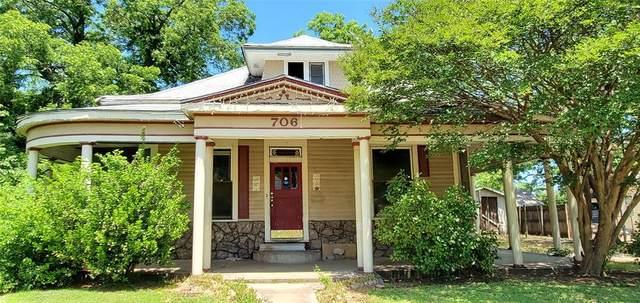 706 N Dallas Street, Ennis, TX 75119 (MLS #14347333) :: Hargrove Realty Group