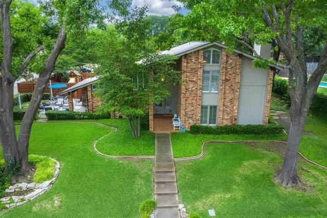 2401 Grandview Drive, Richardson, TX 75080 (MLS #14347344) :: Hargrove Realty Group