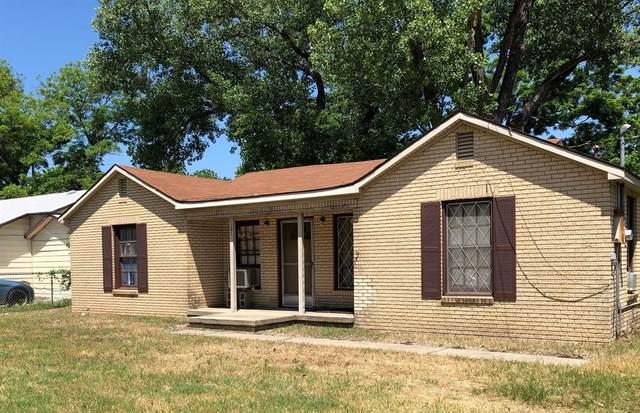 1301 W Frey Street, Stephenville, TX 76401 (MLS #14347354) :: Robbins Real Estate Group