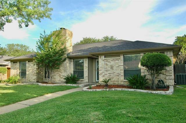 1105 Seabrook Drive, Plano, TX 75023 (MLS #14347401) :: Tenesha Lusk Realty Group