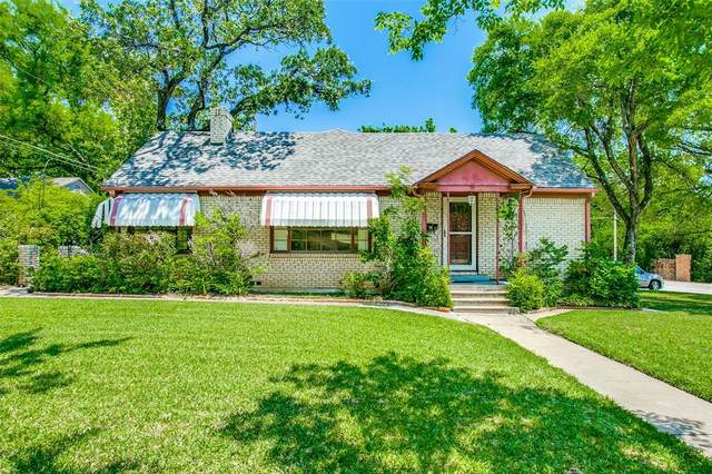 2000 W Lotus Avenue, Fort Worth, TX 76111 (MLS #14347423) :: The Chad Smith Team