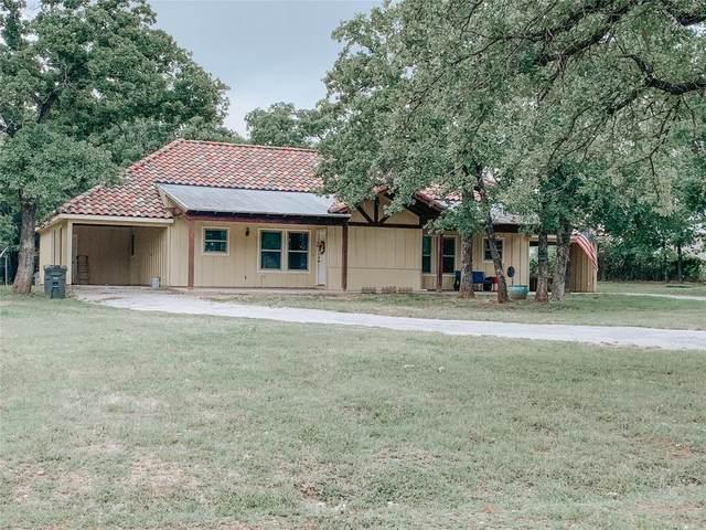 100 Morgan Meadows Drive, Weatherford, TX 76087 (MLS #14347428) :: EXIT Realty Elite