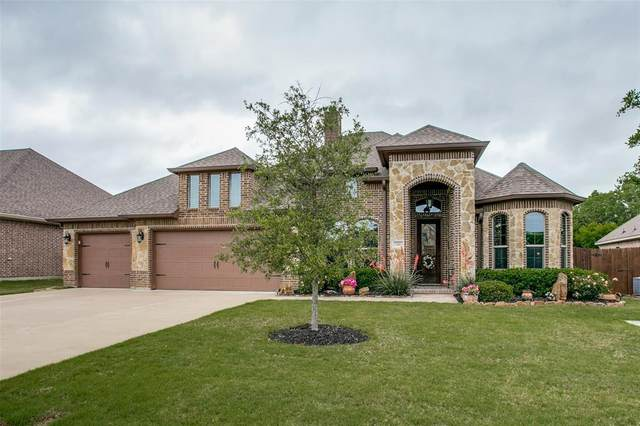 241 Double Creek Drive, Midlothian, TX 76065 (MLS #14347434) :: Hargrove Realty Group