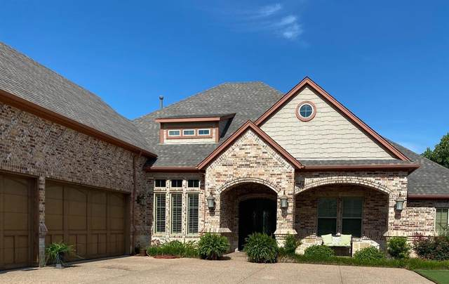 1219 Prestwick Court, Granbury, TX 76048 (MLS #14347442) :: Ann Carr Real Estate