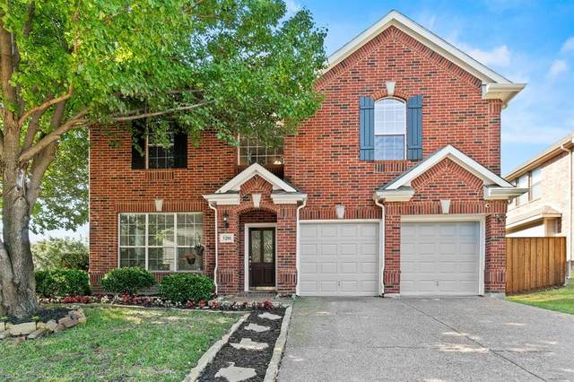 5201 Geode Lane, Mckinney, TX 75072 (MLS #14347448) :: The Tierny Jordan Network
