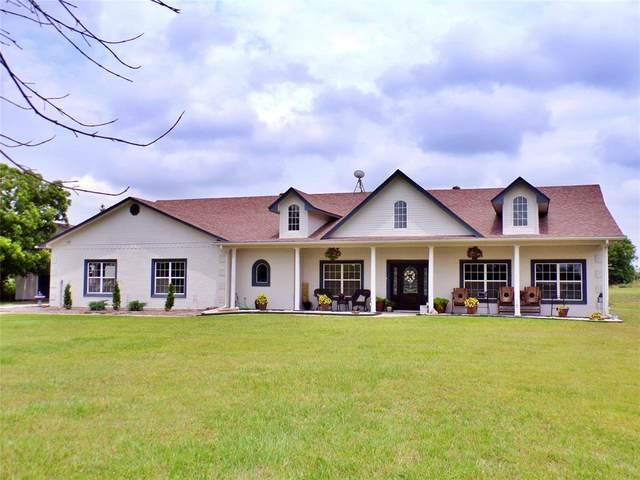 250 Caddo Road, Joshua, TX 76058 (MLS #14347451) :: Team Hodnett