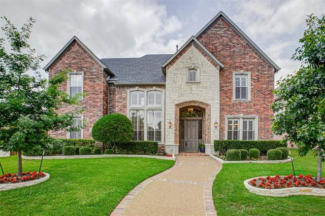 5901 Woodwind Drive, Plano, TX 75093 (MLS #14347457) :: Frankie Arthur Real Estate