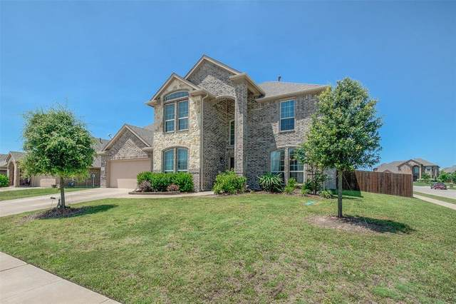 1101 Crest Ridge Drive, Glenn Heights, TX 75154 (MLS #14347483) :: The Mauelshagen Group