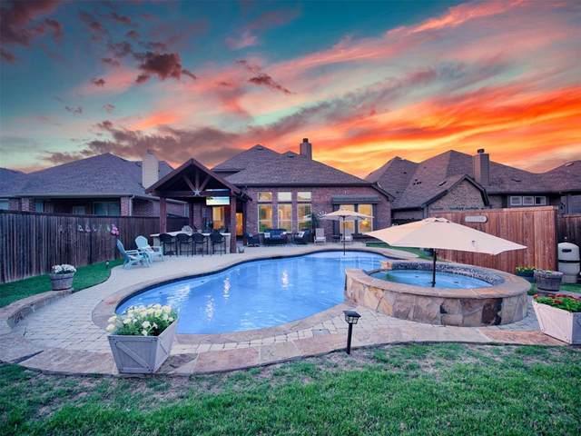 242 Bentley Drive, Midlothian, TX 76065 (MLS #14347485) :: Hargrove Realty Group