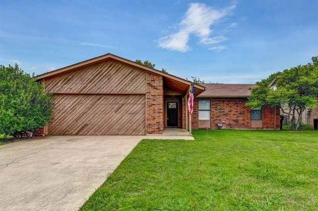 6637 Ridgewood Trail, Watauga, TX 76148 (MLS #14347501) :: Tenesha Lusk Realty Group
