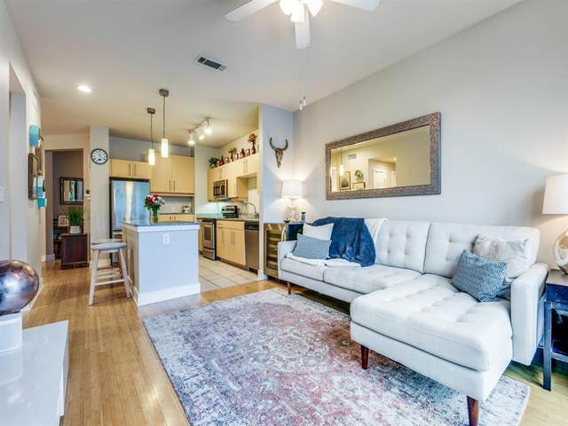 4414 Cedar Springs Road #210, Dallas, TX 75219 (MLS #14347517) :: Frankie Arthur Real Estate